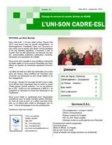 Le bulletin l'Uni-son - 14